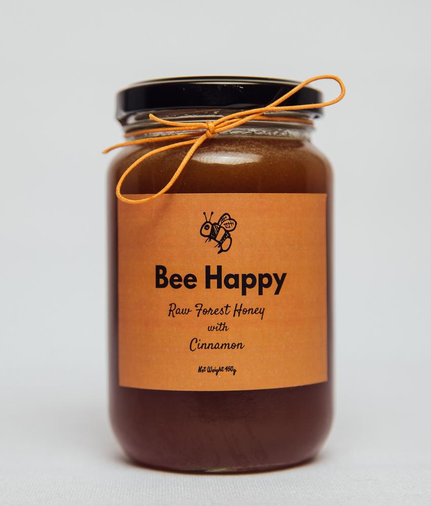 Bee Happy Honey & Cinnamon